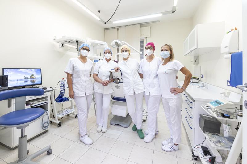 Medici Dentisti dello Studio Dentistico Iacobelli